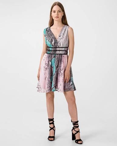 Viacfarebná sukňa Guess