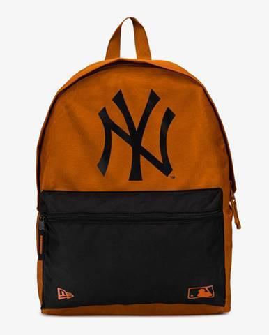 Oranžový batoh New Era