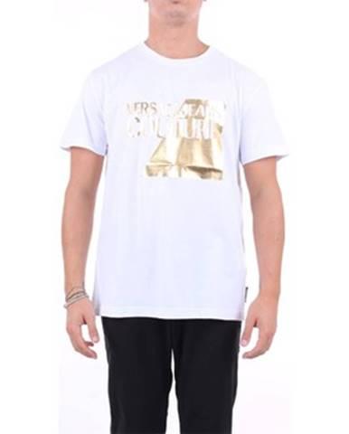 Biele tričko Versace