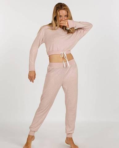 Ružové pyžamo Dorina