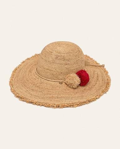 Béžový klobúk Liu Jo