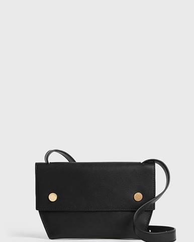 Čierna kabelka AllSaints