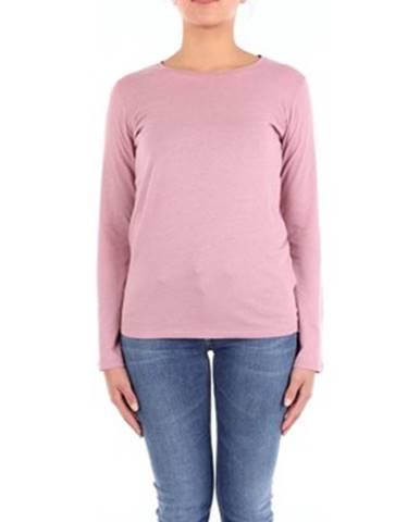 Ružový sveter Majestic Filatures