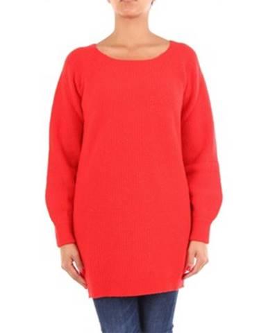 Červený sveter Blumarine