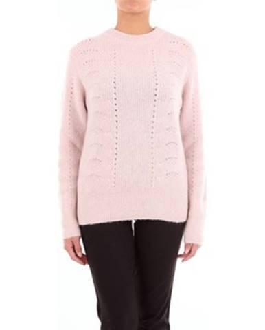 Ružový sveter Frnch