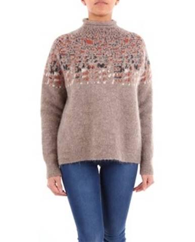 Viacfarebný sveter Alysi