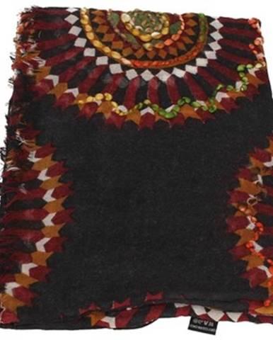 Čierna šatka Fanatique
