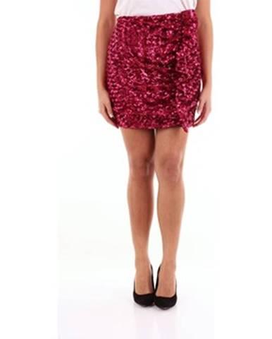 Fialová sukňa Giuseppe Di Morabito