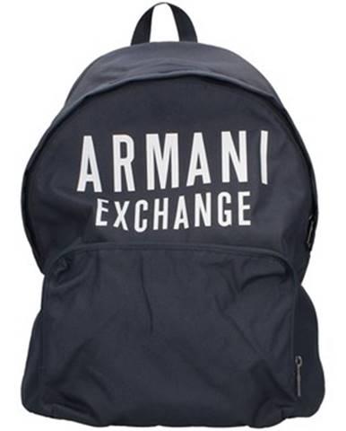 Modrý batoh EAX