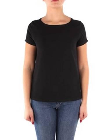 Čierne tričko Emme Marella