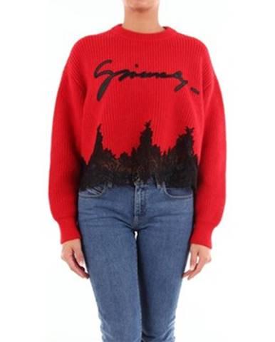 Červený sveter Givenchy