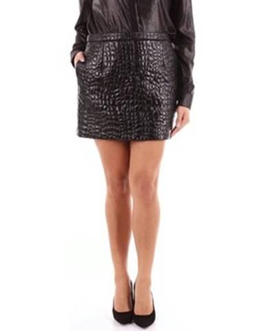 Čierna sukňa Saint Laurent