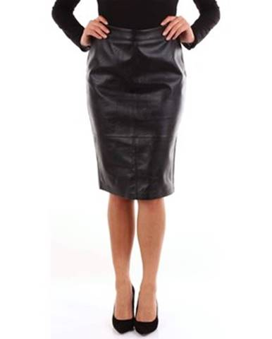 Čierna sukňa Manila Grace