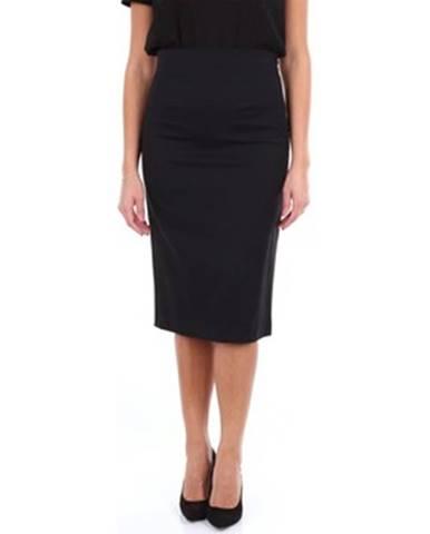 Čierna sukňa Frankie Morello