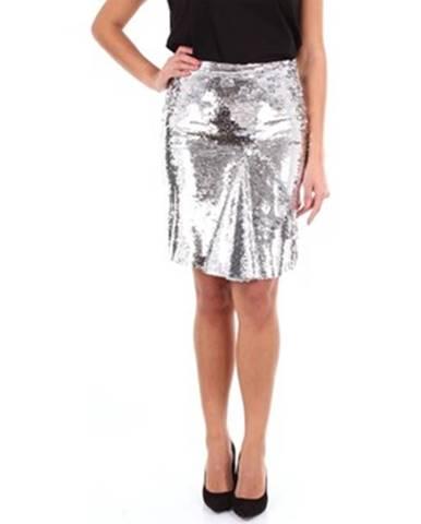 Strieborná sukňa Le VoliÈre