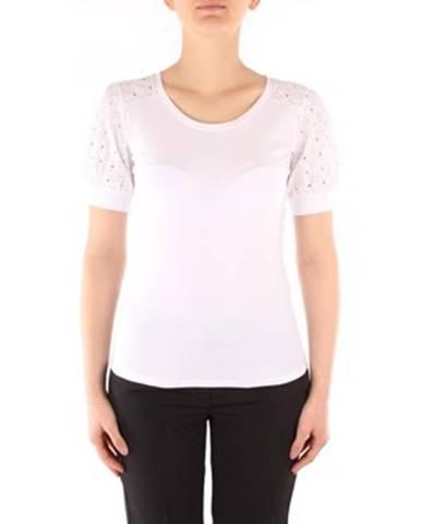 Biele tričko Marella
