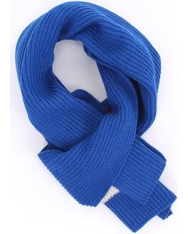 Modrá šatka Isabel Marant