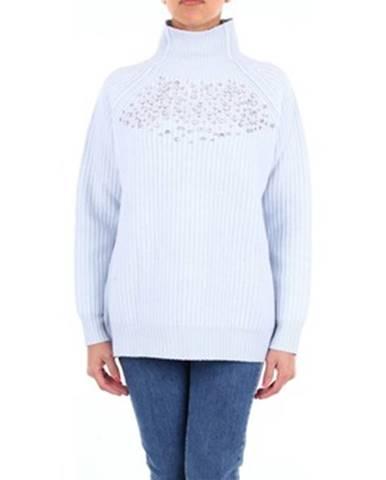 Modrý sveter Be Blumarine