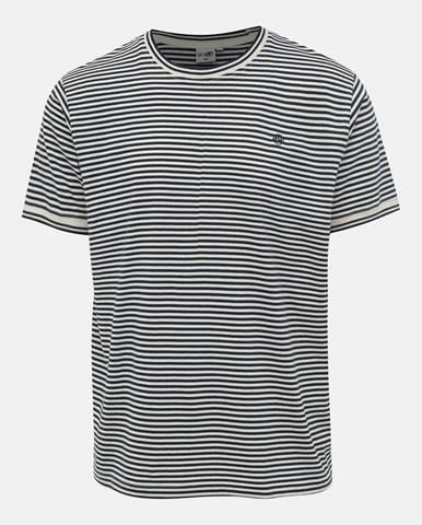 Tmavomodré tričko Haily´s