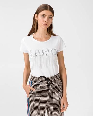 Biele tričko Liu Jo
