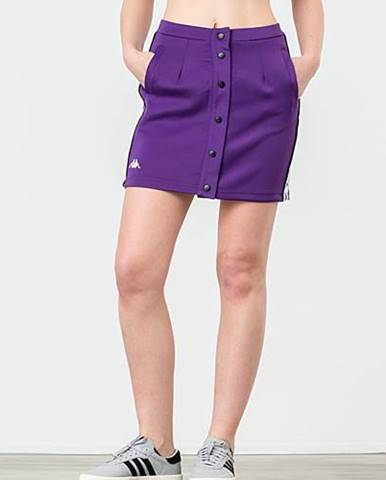 Fialová sukňa Kappa