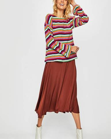 Viacfarebný sveter Glamorous