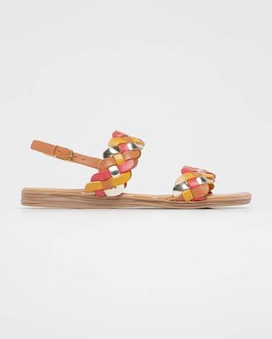 Sandále, žabky Marco Tozzi
