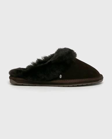 Hnedé papuče Emu Australia