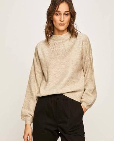 Béžový sveter Only