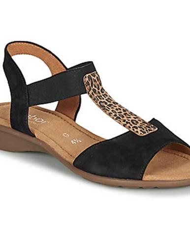 Sandále, žabky Gabor