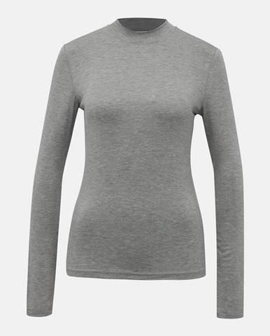 Sivé tričko Noisy May