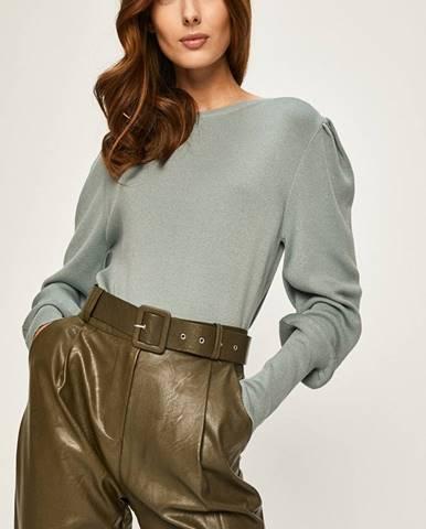Tyrkysový sveter Answear