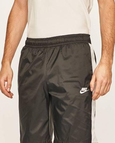 Čierne kraťasy Nike Sportswear