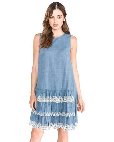 Modrá sukňa Twinset