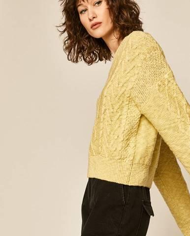 Žltý sveter MEDICINE