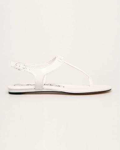 Sandále, žabky Calvin Klein
