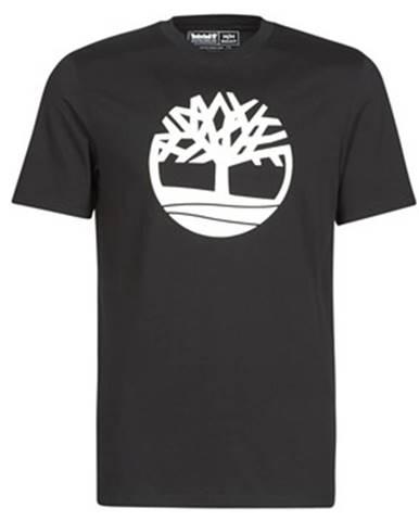 Čierne tričko Timberland