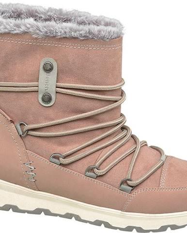 Zimná obuv Bench