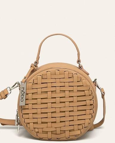 Hnedá kabelka nobo