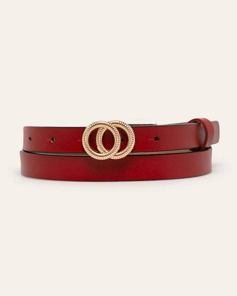 Červený opasok Answear