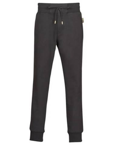 Čierne tepláky Versace Jeans Couture