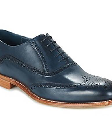 Modré topánky Barker