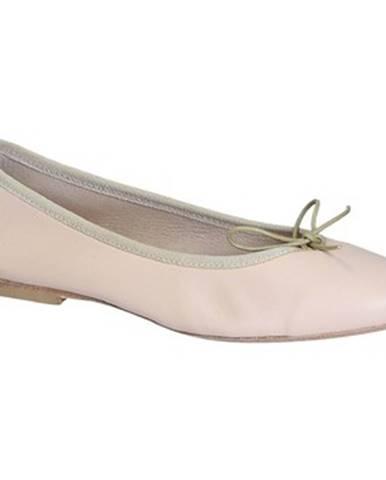 Balerínky Leonardo Shoes