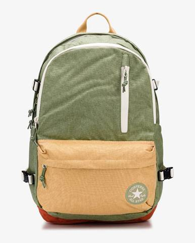 Zelený batoh Converse