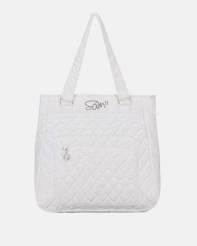 Biela kabelka SAM 73