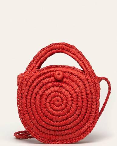 Červená kabelka Answear