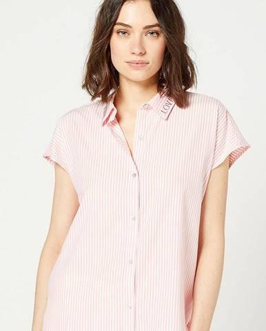 Ružové pyžamo Etam
