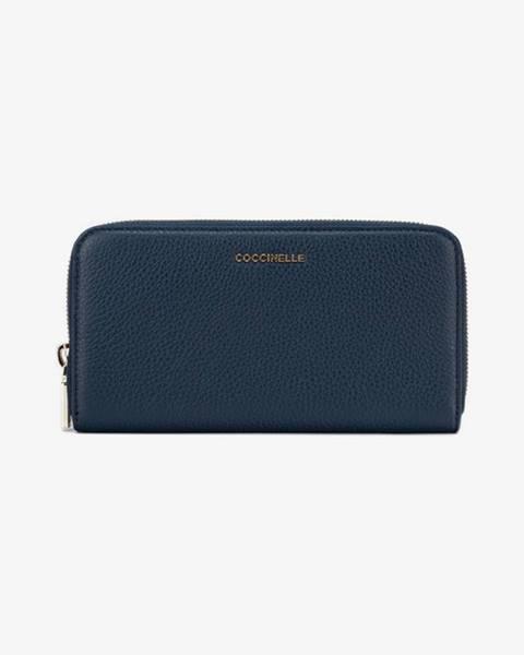 Modrá peňaženka Coccinelle
