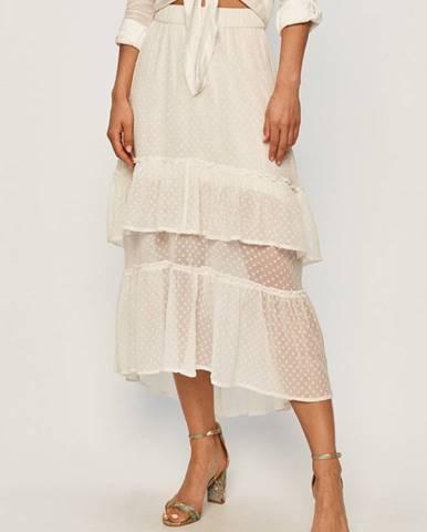 Biela sukňa TALLY WEiJL