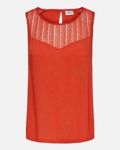 Červené tričko Jacqueline de Yong
